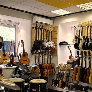 Музыкальные магазины Зеленогорска