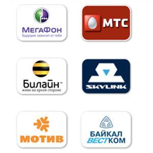Операторы сотовой связи Зеленогорска