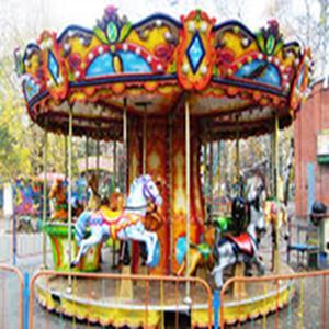Парки культуры и отдыха Зеленогорска