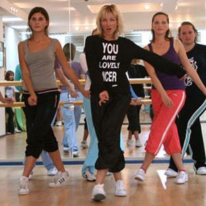 Школы танцев Зеленогорска