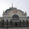 Железнодорожные вокзалы в Зеленогорске