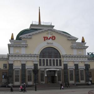 Железнодорожные вокзалы Зеленогорска